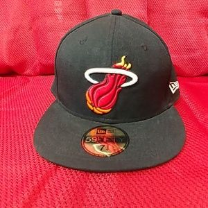 Miami Heat Hat by New Era